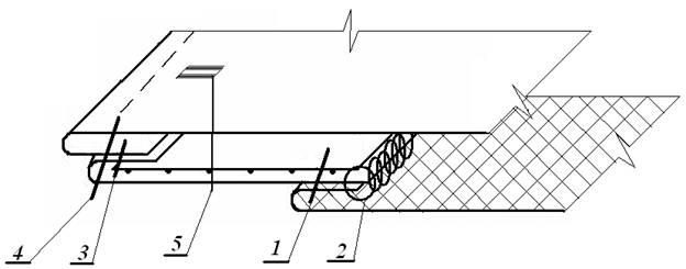 Рисунок 6 – Обработка бортов,
