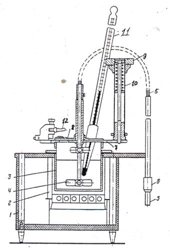 электро принципиальная схема